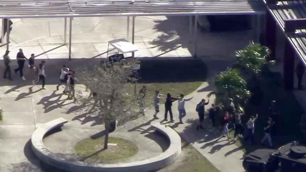 Reportan 16 muertos y varios heridos por ataque en colegio de Florida