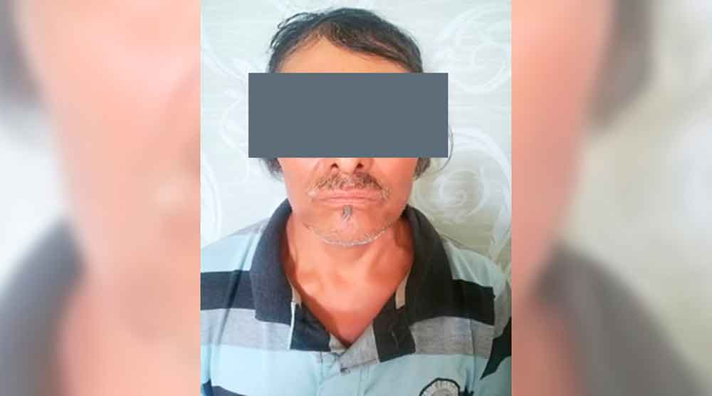 Intentó violar a una niña; ya está detenido
