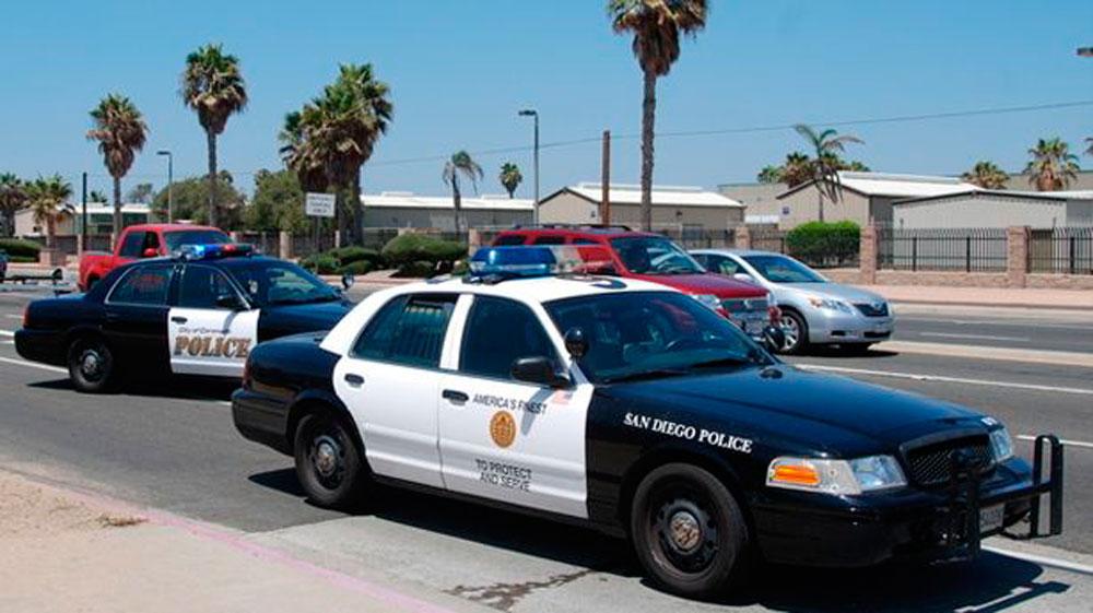 Persecución policiaca causa cierres en dos escuelas de San Diego
