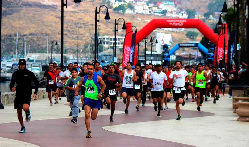 Dan a conocer el calendario de carreras atléticas en Ensenada