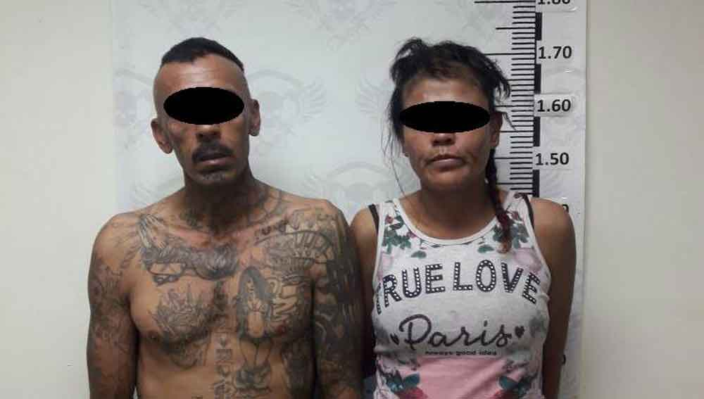 Capturan a pareja por violación de una niña de 10 años