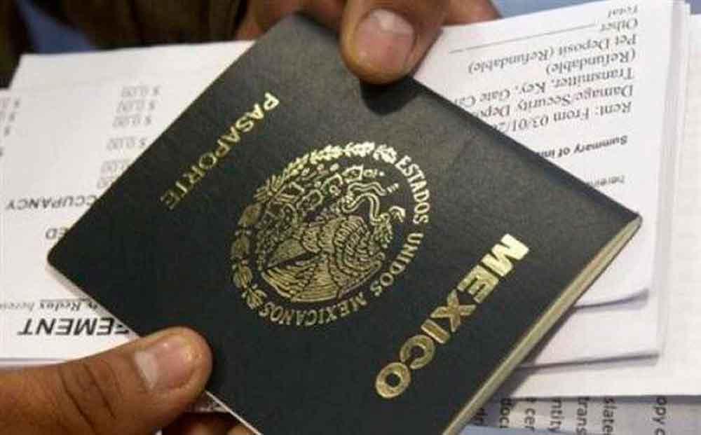 144 países a los que los mexicanos pueden viajar sin visa