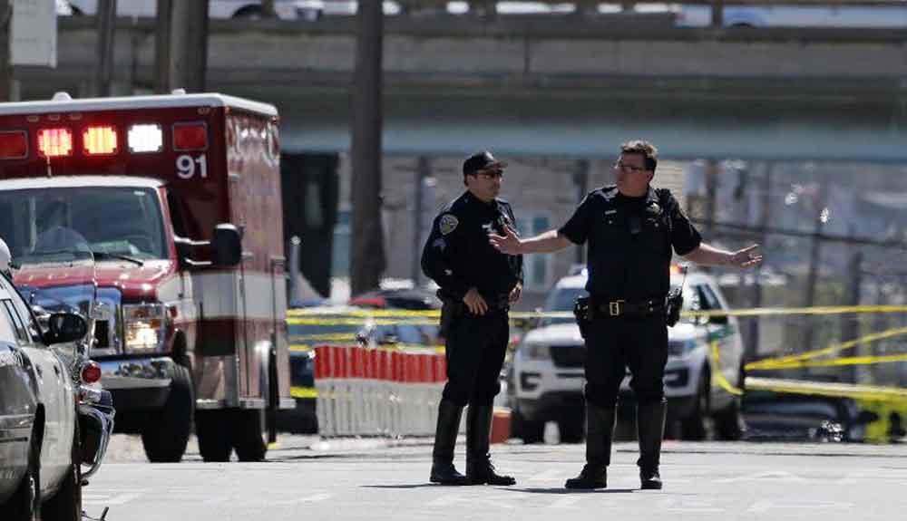 Alerta por posibles disparos en el campus de una universidad de EU