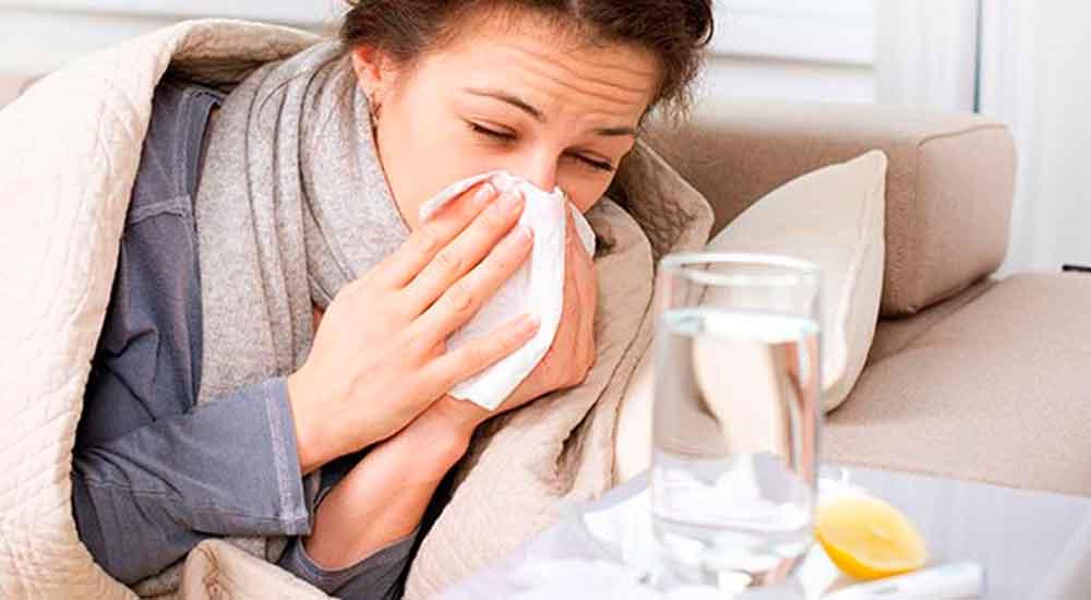 Medicamento podría aliviar la gripe en un día
