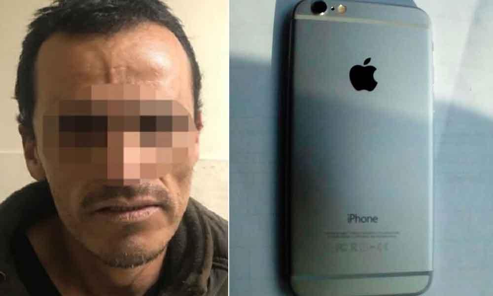 Atacó a mujer para robarle su celular; ocurrió en Tijuana