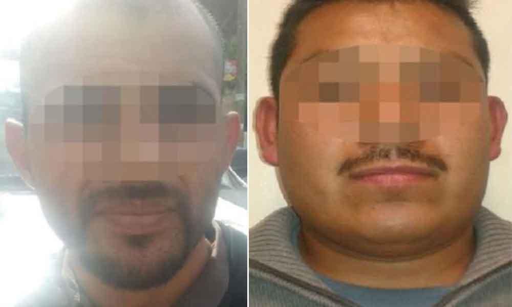 Recuperan en Tijuana vehículos con reporte de robo; dos detenidos