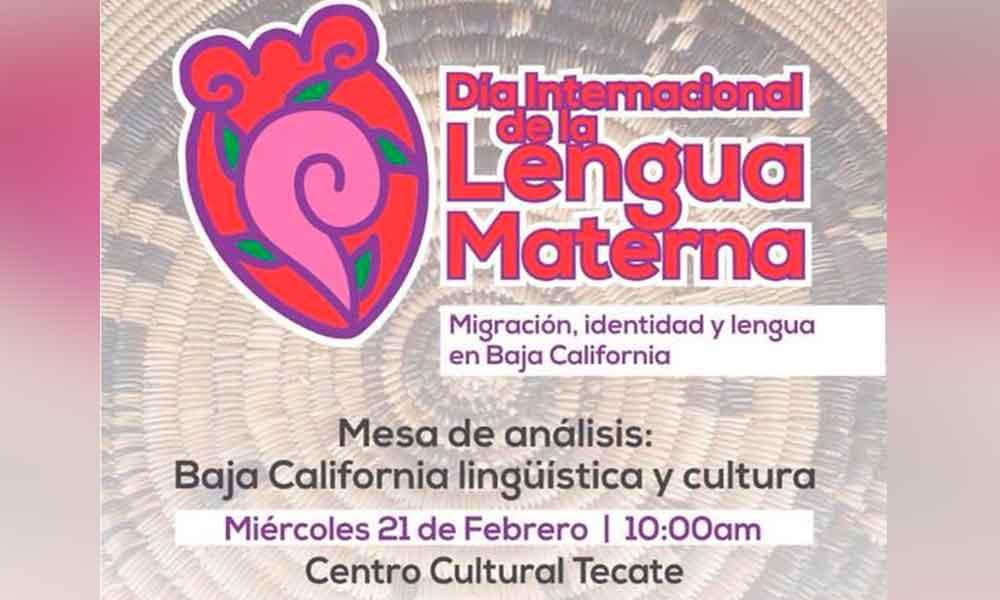 Anuncian mesa de análisis para celebrar el Día Internacional de la   Lengua Materna