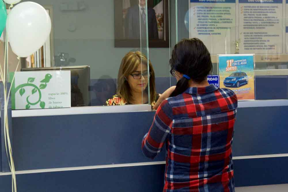 "Intensifica CESPTE campaña de ""pago anticipado"" en Tecate"