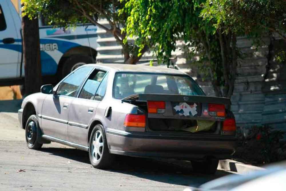 Localizan cuerpo desmembrado dentro de un vehículo en Tijuana