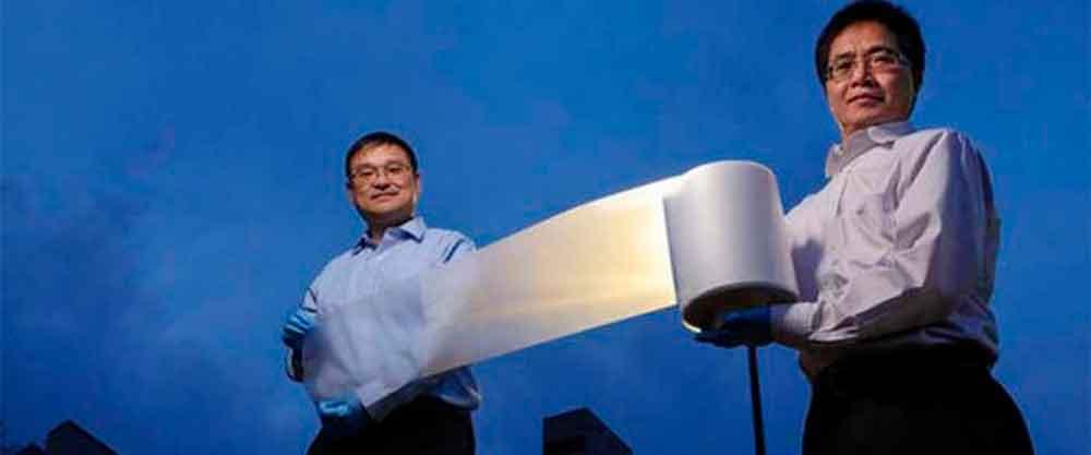 Crean material que enfriará hogares sin necesidad de energía eléctrica