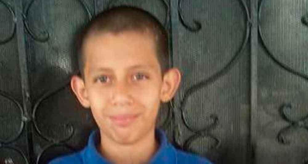 Uriel de 12 años se encuentra extraviado en Tijuana