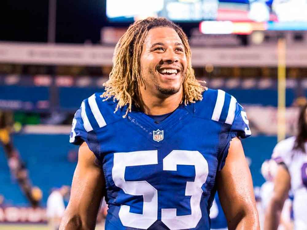 Muere jugador del Colts tras fuerte accidente provocado por un indocumentado