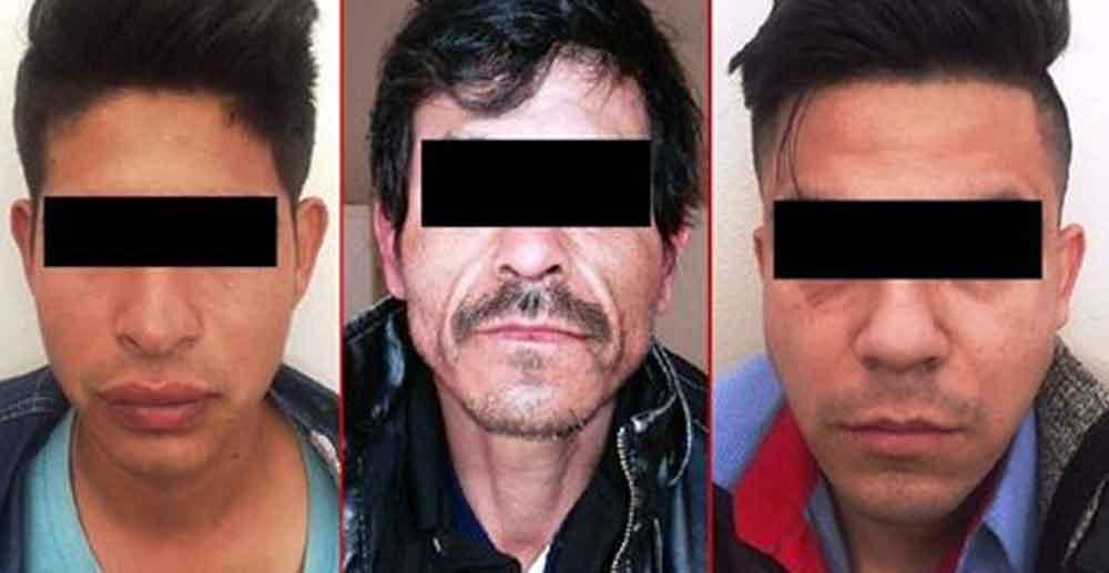 Rescatan a estudiante secuestrado en Mexicali; caen tres responsables