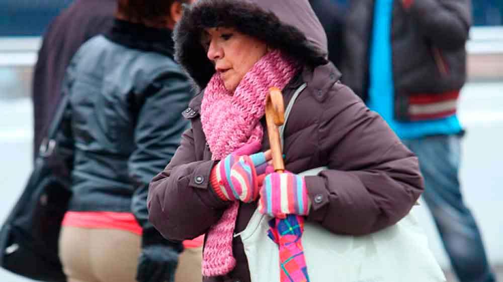 ¡El frío no se quiere ir! 7 frentes fríos vienen en febrero