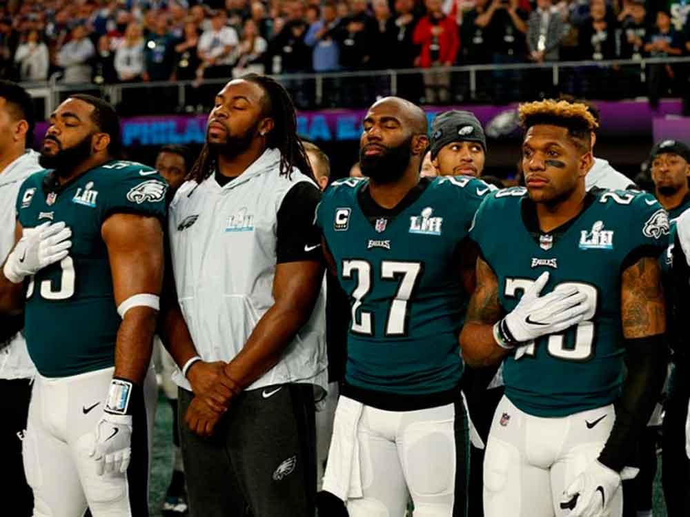 Jugadores de Filadelfia se niegan a visitar a Trump