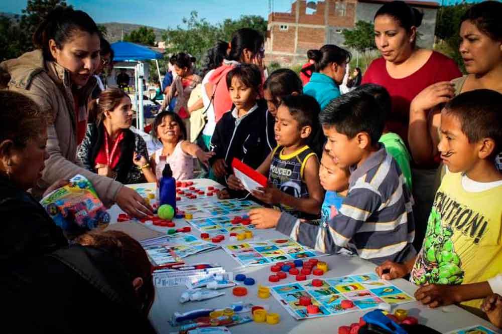 Hoy habrá Programa de Activación Comunitaria en colonia Fundadores