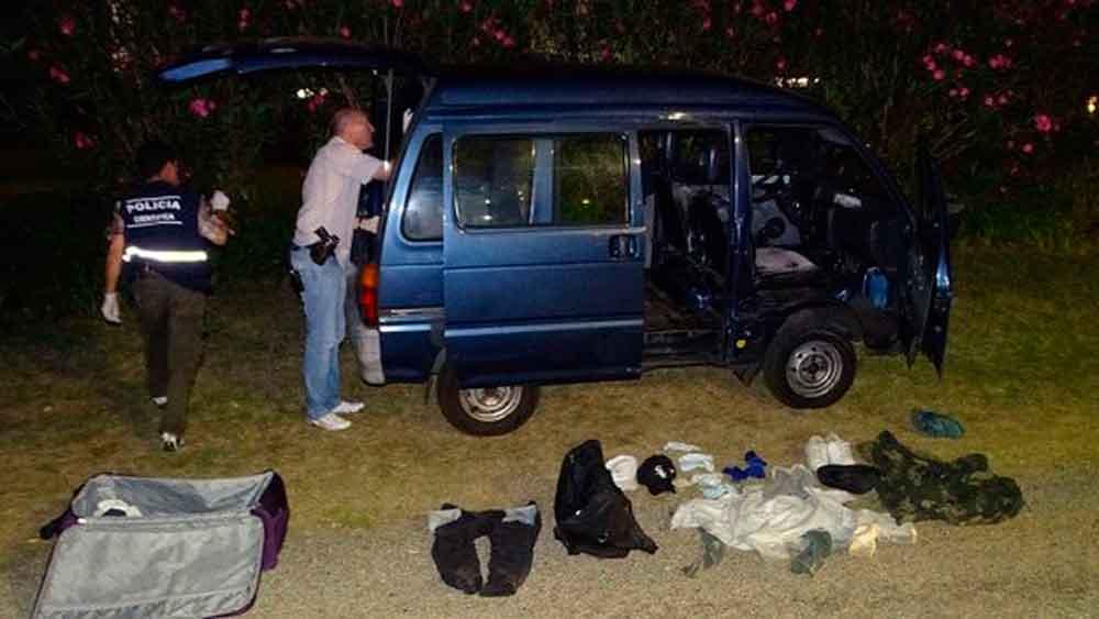 Capturan a nueve mexicanos tras asalto a joyería en Uruguay