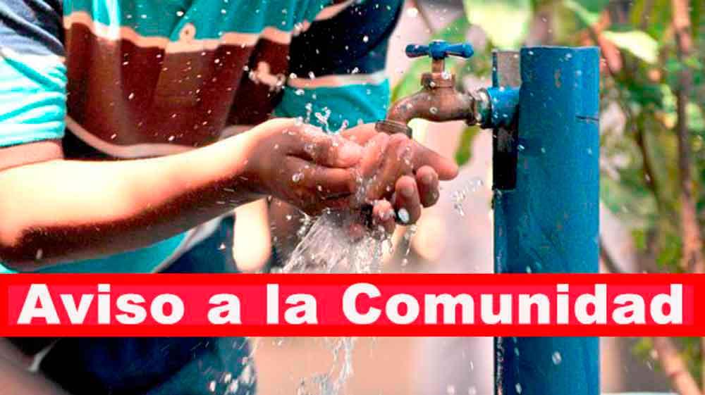 Anuncian corte de agua en varias colonias de Tijuana por reparaciones