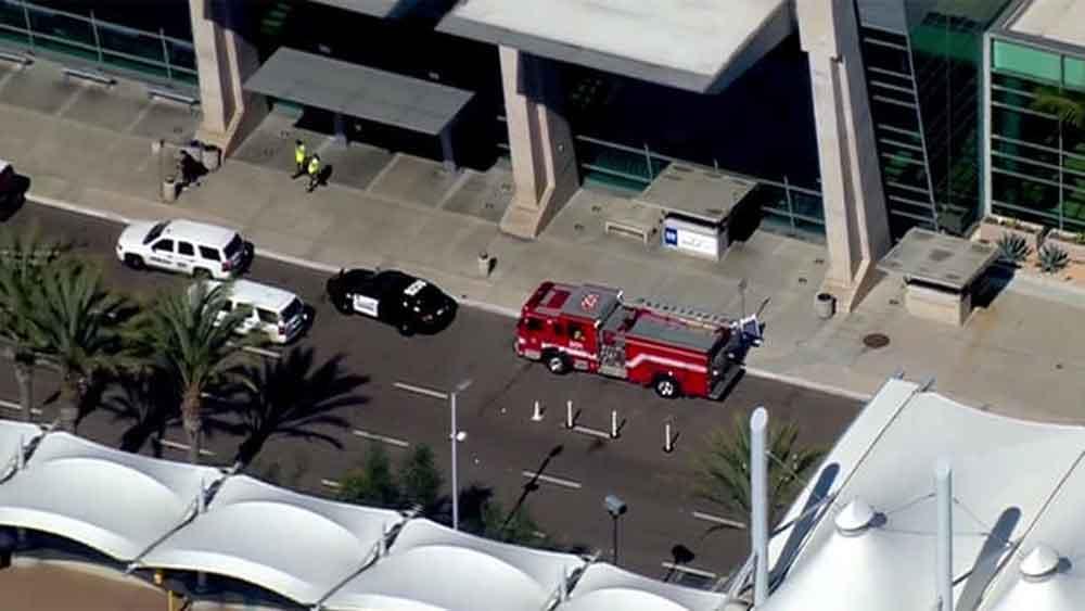 Evacuan aeropuerto Internacional de San Diego