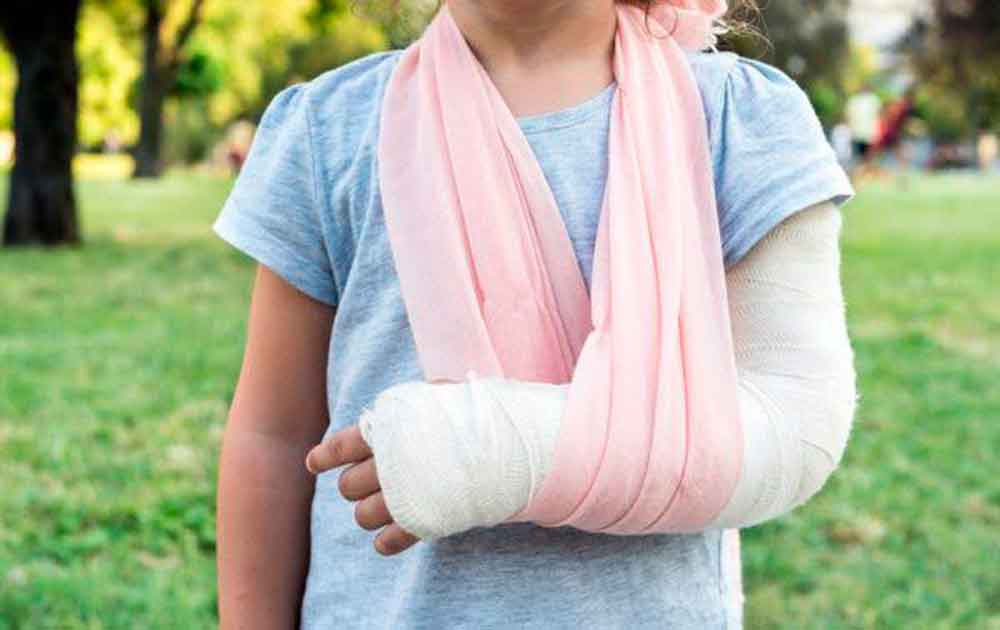 Exhorta IMSS a prevenir fracturas en niños