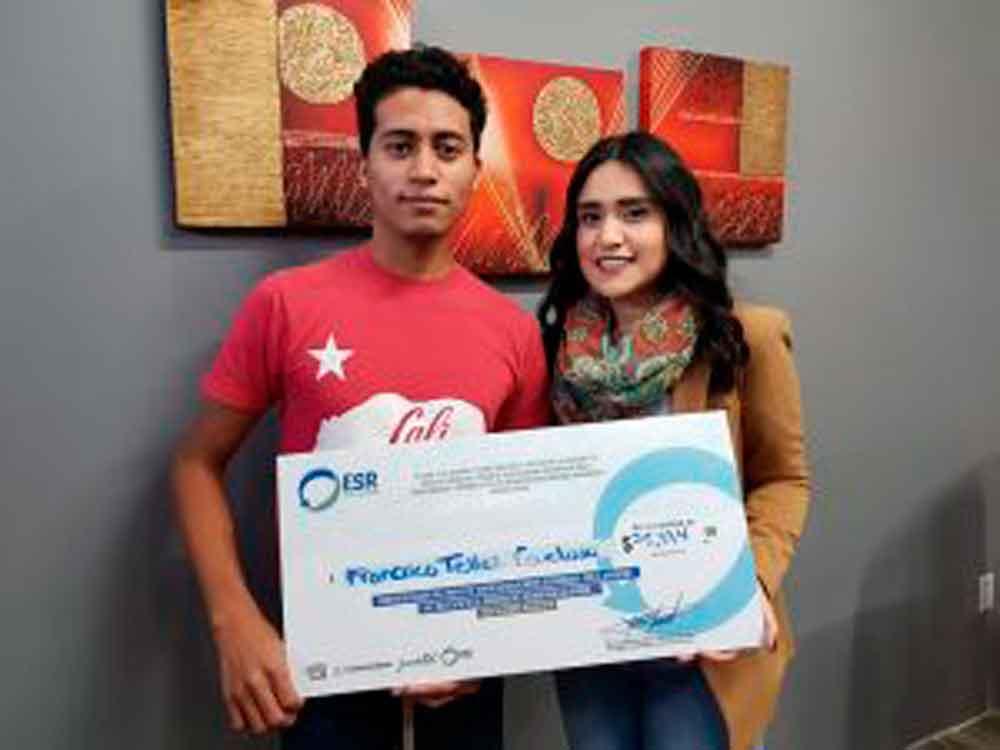 """Beneficia a estudiantes de Baja California el programa """"Empresa socialmente responsable por la juventud"""""""