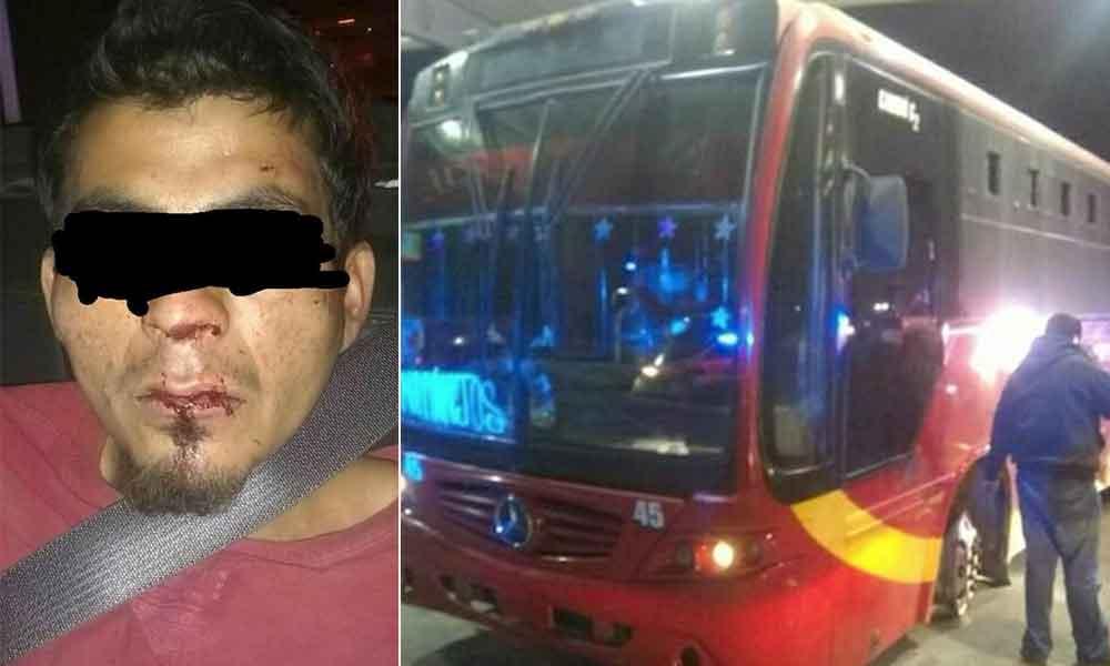 Roba un camión de transporte en Mexicali; le dan dos meses de prisión