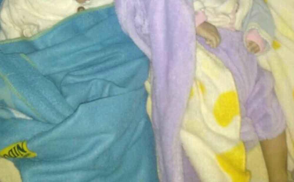 Hombre mata a sus dos bebés tras discutir con su esposa
