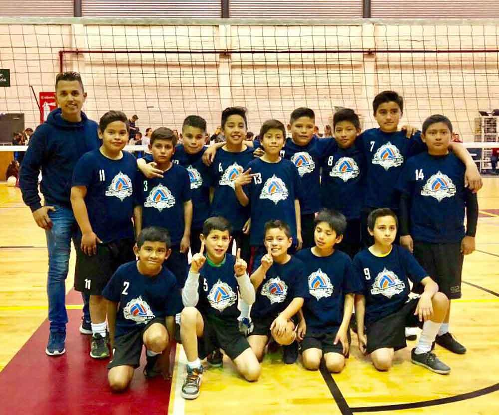 Alumnos de Tecate representarán a Baja California en los Juegos Deportivos Nacionales Escolares