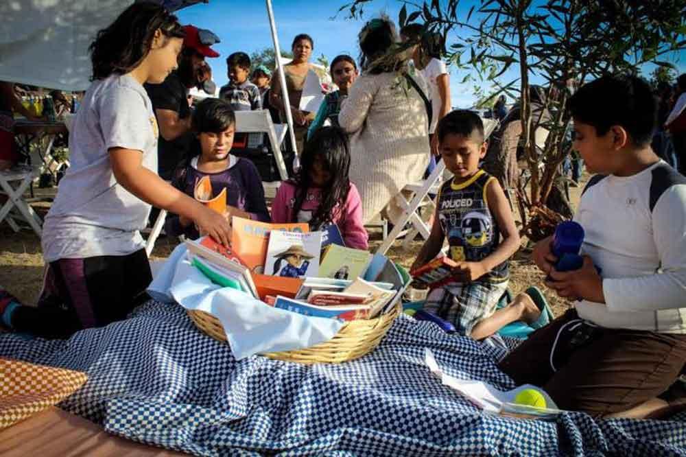 Activación comunitaria en fraccionamiento Andalucía del 14 al 24 de marzo