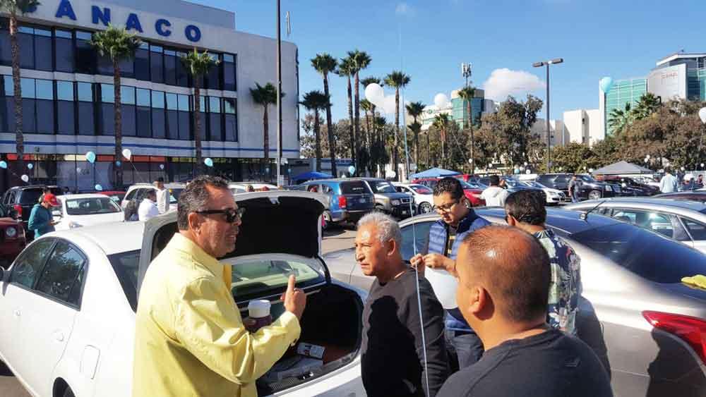 Realizarán bazar de autos en Tijuana