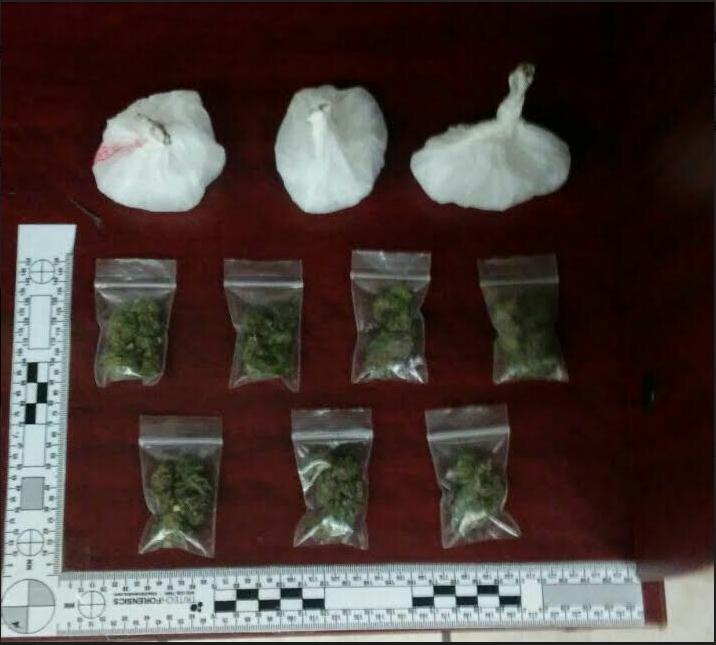 Jóvenes vendían droga a través de facebook en Mexicali