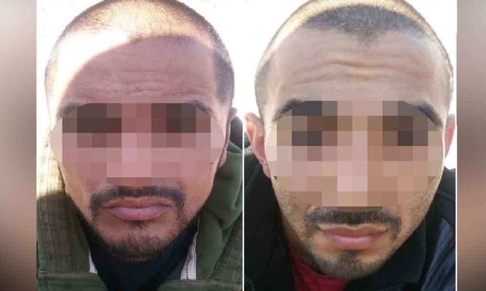 Detienen a dos sujetos involucrados en 9 robos en Tijuana