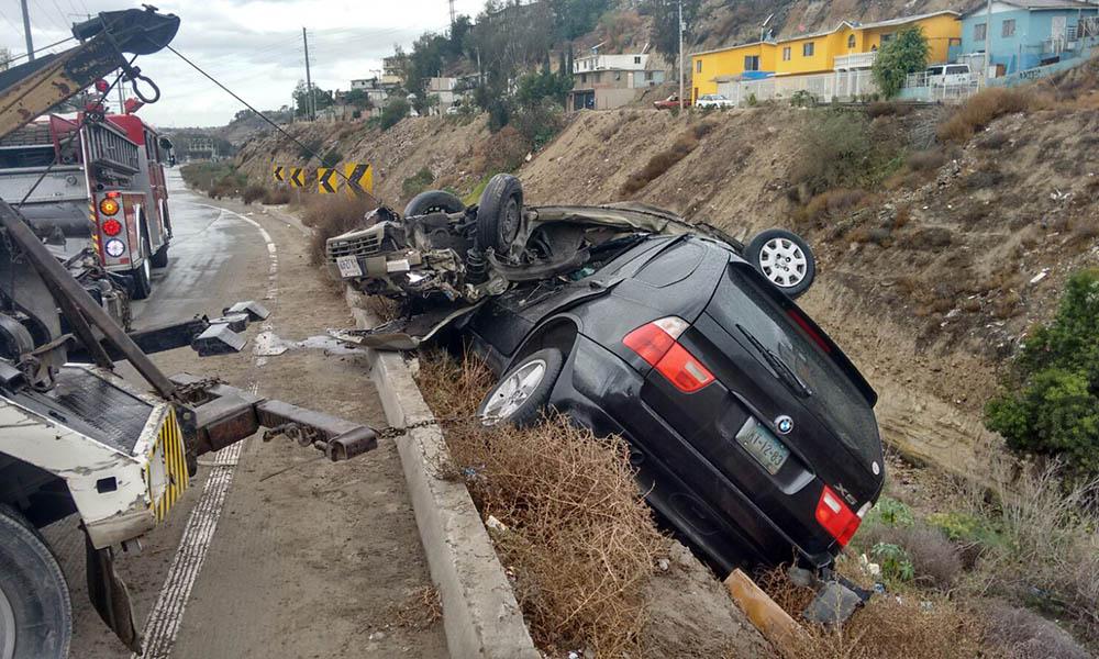 Carreteras mortales: Dan a conocer los puntos carreteros con más accidentes viales