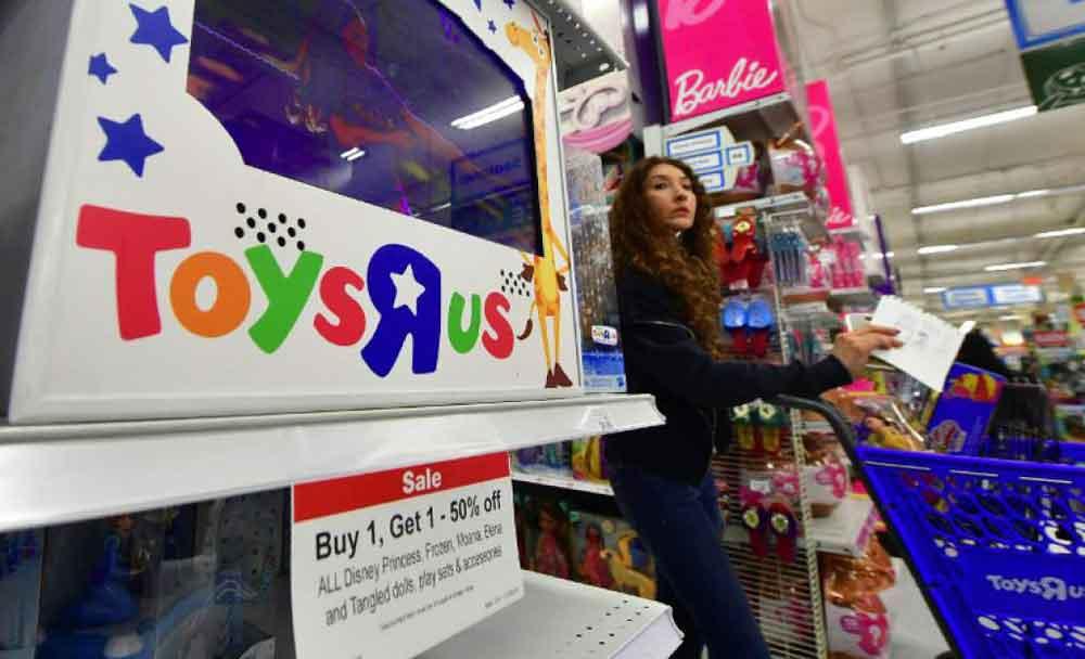 Comienza venta liquidación en Toys R Us