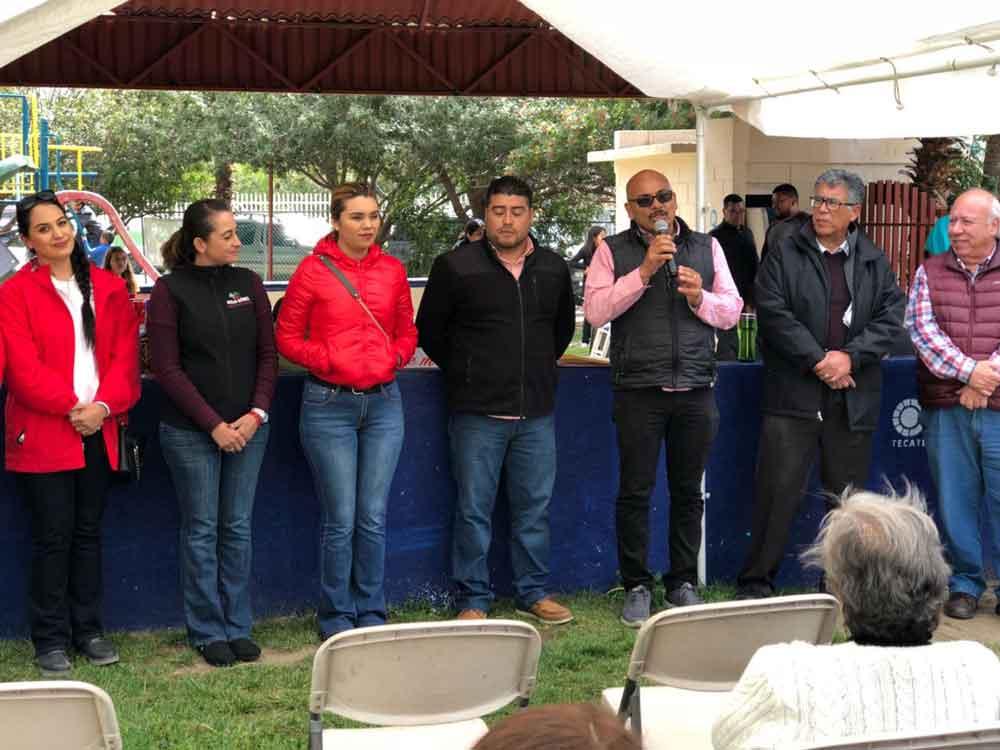 Concluyen en Tecate Programa de Activación Comunitaria en Andalucía