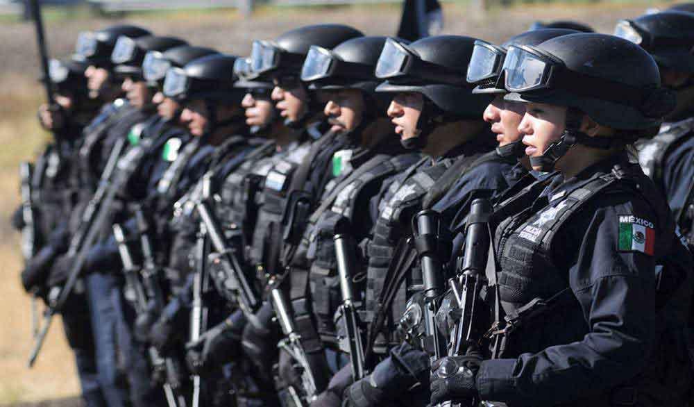 Conoce las convocatorias de la Policía Federal