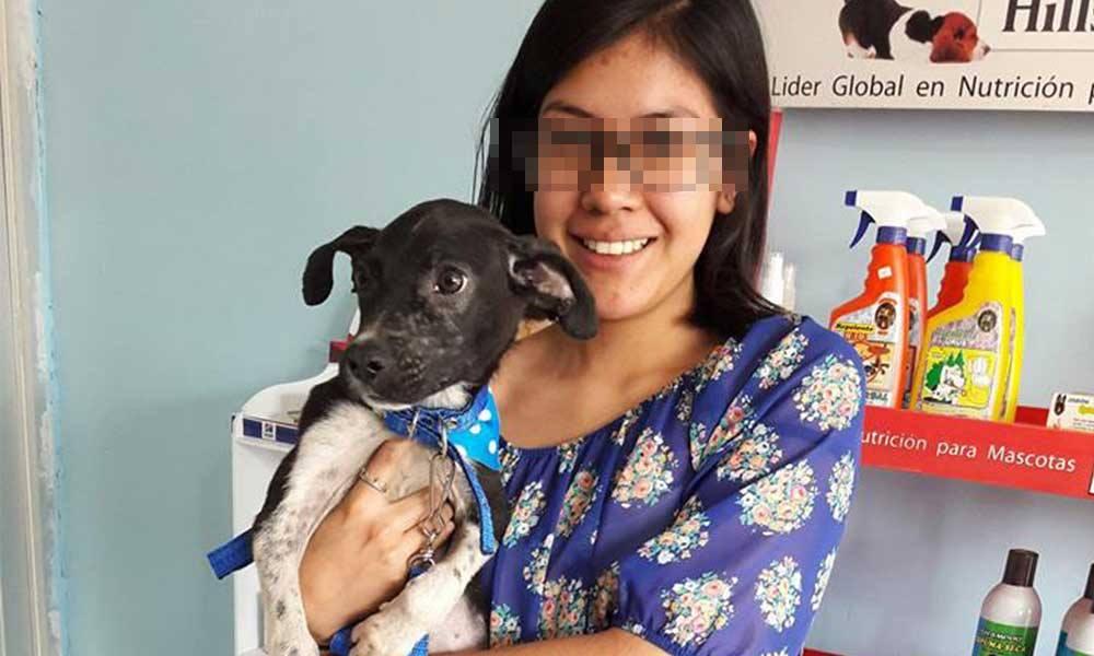 La denuncian en redes sociales por adoptar un cachorro para prácticas de medicina