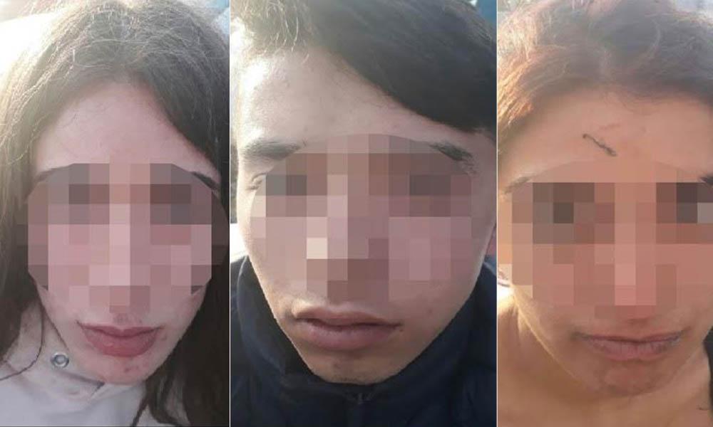 Detienen  a dos mujeres y un hombre por robo en Tijuana