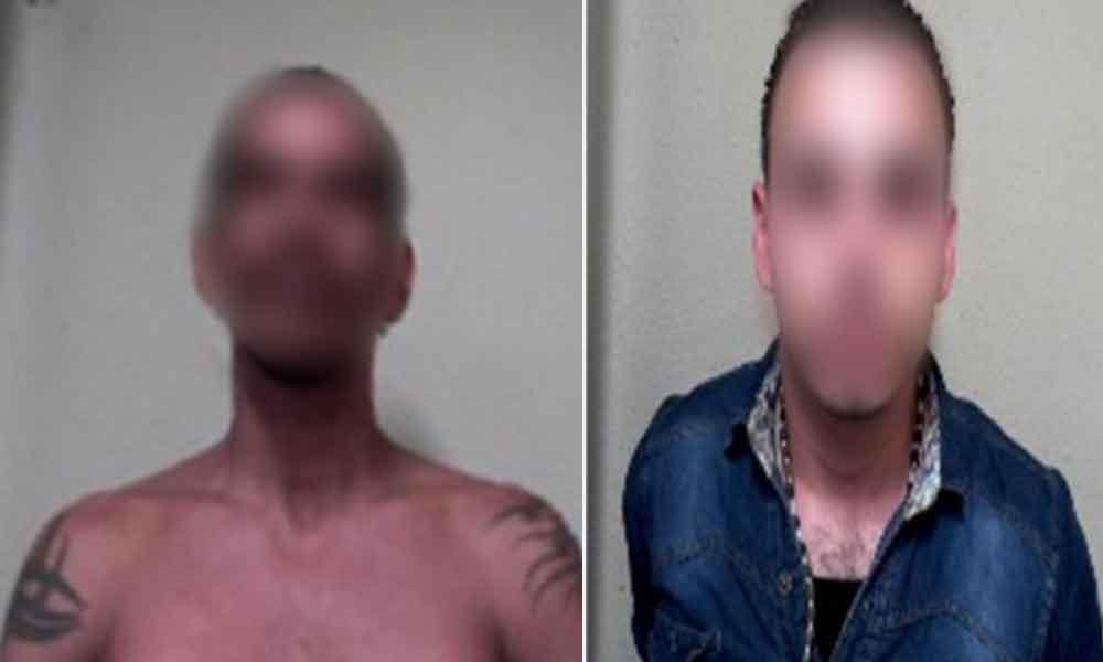 Detienen en Tijuana a dos sujetos prófugos de la justicia