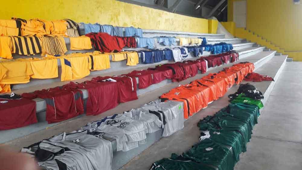 Donará IMDETE uniformes para equipos de fútbol – Veraz Informa 37dc13c176e44