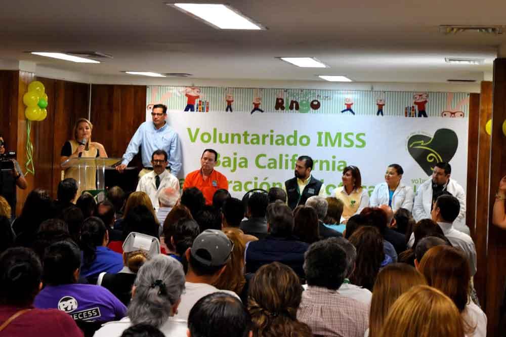 Entregan 4 espacios infantiles para entretenimiento en hospital de Mexicali