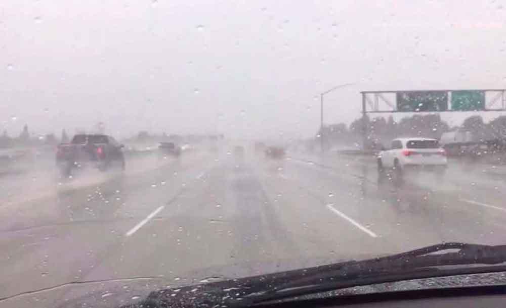 Esperan la tormenta más intensa de los últimos años en California; Activan alerta de evacuación