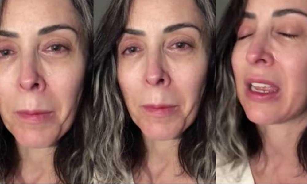 """""""Hoy me siento más fregada que otros días"""": Adriana Lavat sobre su enfermedad (VIDEO)"""