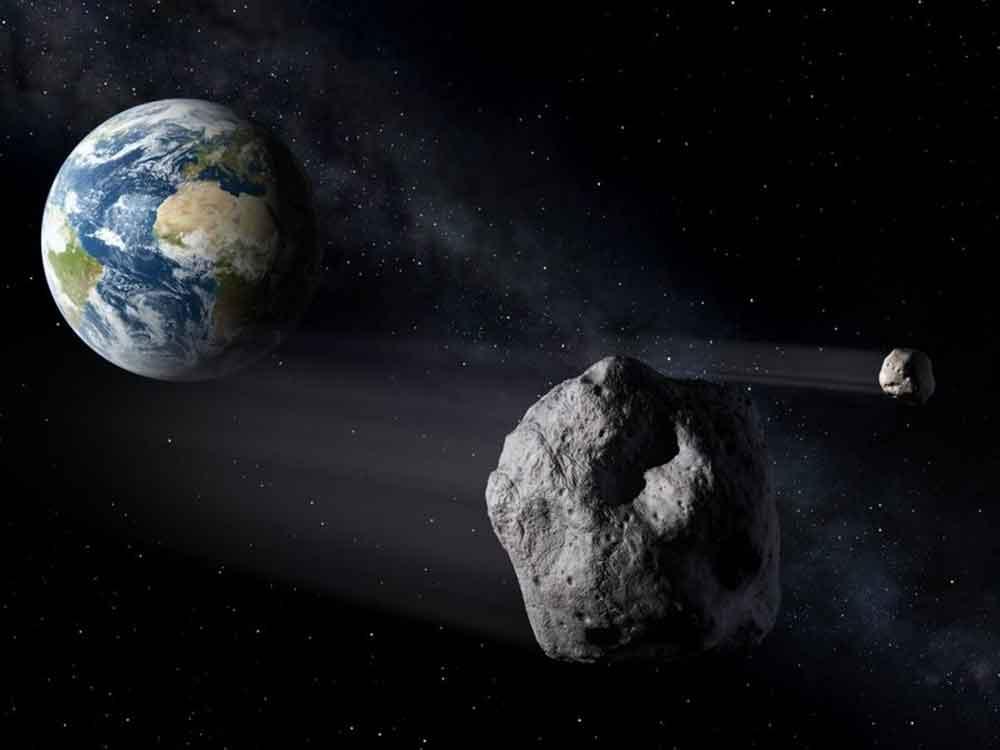 Impactará asteroide Bennu la tierra en 2135; con tamaño al del Empire State Building