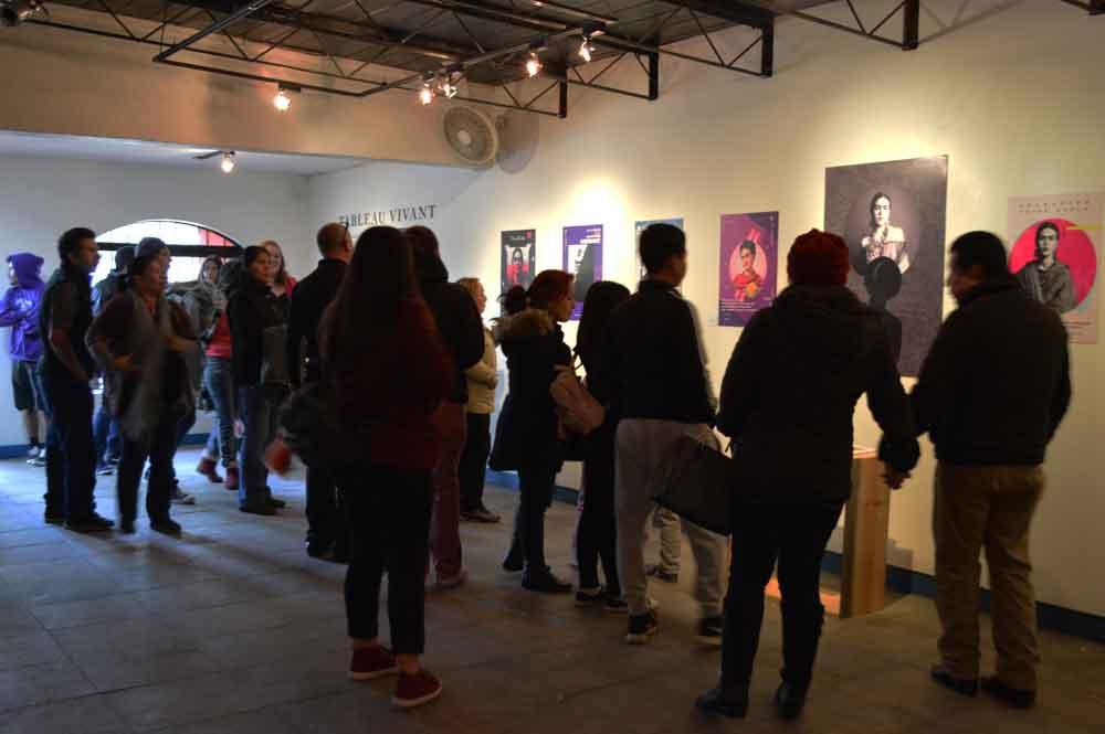"""Inauguran la exposición """"Tableau Vivant"""" en la Galería de Tecate"""