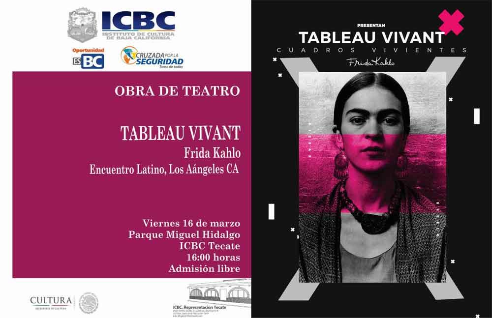 Invita ICBC Tecate a presenciar la obra de teatro Tableau Vivant