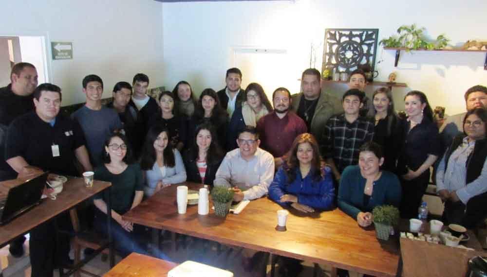 """Invitan a juventud tecatense a formar parte de la """"Red de Jóvenes por la Democracia"""""""