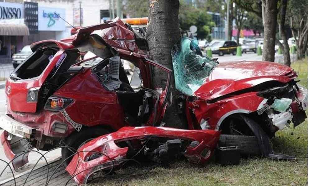 Jóvenes de 18 a 25 son los más propensos a morir en accidentes de tránsito
