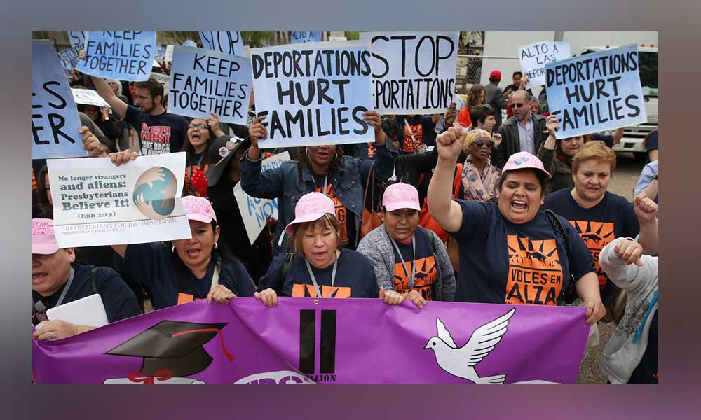 Lanza grupo activista una aplicación que ayuda a inmigrantes en caso de de ser detenidos por ICE