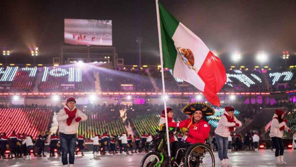 México tiene representante en los Juegos Paralímpicos de Pyeongchang